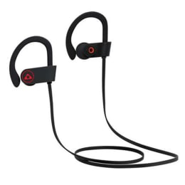 Stuffcool Louis In-Ear Bluetooth Earphones with Mic (LSBTH-BLK, Black)_1