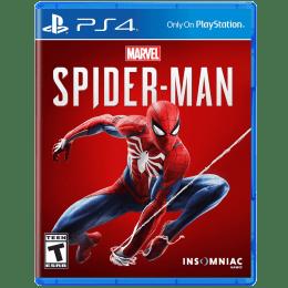 PS4 Game (Marvel's Spider Man)_1
