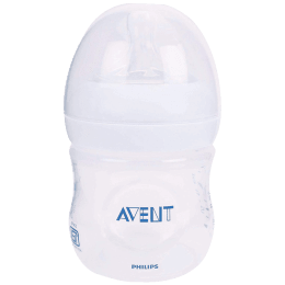 Philips Avent 125 ML Baby Bottle (SCF690/10, Clear)_1