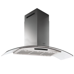 Whirlpool Acti Fresh 1150 m3/hr 90cm Wall Mount Chimney (Capacitive Touch Control, 9I CBGA, Steel)_1