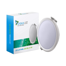 Syska 15 W Smart LED Light (SSK-RDL-R-15W, White)_1