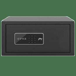 Godrej 25 Litres Safe Digital Locking Systems (NX Pro, Grey)_1
