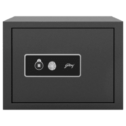 Godrej 20 Litre Safe Locker (Curvo KL, Grey)_1