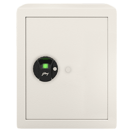 Godrej 40 Litres Safe Bio Smart Locks (NX Pro, Ivory)_1