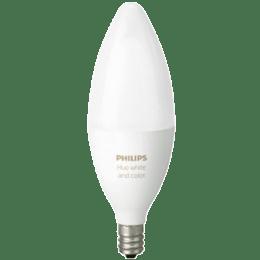 Philips Hue Electric Powered 6.5 Watt Smart Bulb (WACA E14, White)_1