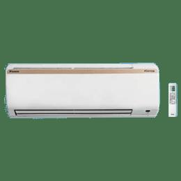 Daikin FTHT 1 Ton 3 Star Inverter Split AC (Hot & Cold, Hot & Cold, Copper Condenser, FTHT35TV, White)_1