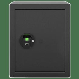 Godrej 40 Litres Safe Bio Smart Locks (NX Pro, Grey)_1