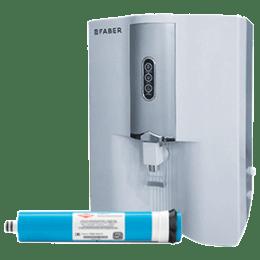 Faber RO Plus UF Plus MAT Water Purifier (Galaxy, White)_1