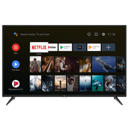 TCL 108 Cm (43 Inch) Ultra HD Android TV (43P8B, Black)_1