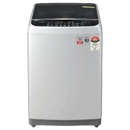 LG 8 Kg 5 Star Fully Automatic Top Loading Washing Machine (T80SJFS1Z, Free Silver)_1