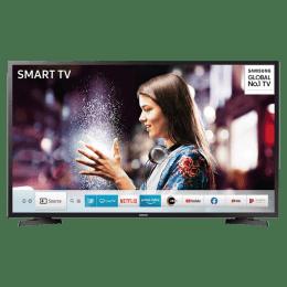 Samsung 81.28 Cm (32 Inch) HD Ready LED Smart TV (UA32R4500ARXXL, Black)_1