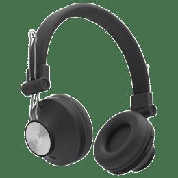 Ant Audio Treble Bluetooth Headphone (H82, Black)_1