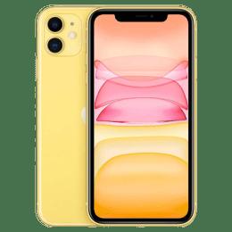 Apple iPhone 11 (64GB ROM, 4GB RAM, Yellow)_1