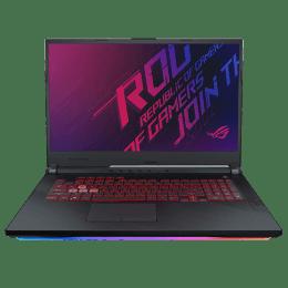 Asus ROG Strix Scar III G531GU-ES108T Core i7 9th Gen Windows 10 Home Laptop (8 GB RAM, 512 GB SSD, NVIDIA GeForce GTX 1660Ti + 6 GB Graphics, 39.62cm, Scar Gun Metal)_1