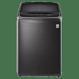 LG 12 Kg 5 Star Fully Automatic Top Loading Washing Machine (ABLPEIL, Black)_1