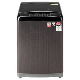 LG 8 Kg 5 Star Fully Automatic Top Loading Washing Machine (ABKQEIL, Black Knight)_1