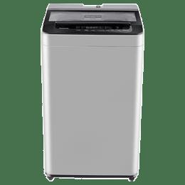 Panasonic 6.7 kg Fully Automatic Top Loading Washing Machine (NA-F67L8MRB, Middle Free Silver)_1