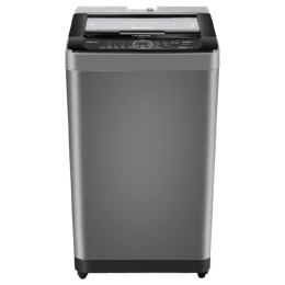 Panasonic 6.7 kg Fully Automatic Top Loading Washing Machine (F67B8CRB, Grey)_1