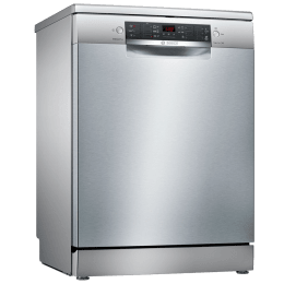 Bosch 13 Place Setting Dishwasher (SMS46KI01I, Silver Inox)_1
