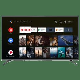 TCL 127 cm (50 inch) 4k Ultra HD LED Smart TV (Black, 50P8E)_1