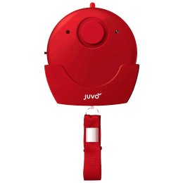 Juvo Panic Personal Safety Alarm (HSB 04, Red)_1