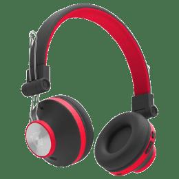 Ant Audio Treble Bluetooth Headphone (H82, Red)_1
