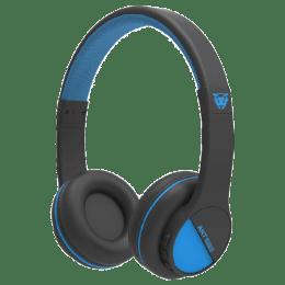 Ant Audio Treble Bluetooth Headphones (500, Blue)_1