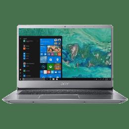 Acer Swift 3 SF314-41-R3HH NX.HEYSI.004 Anthlon Dual Core Windows 10 Home Laptop (4 GB RAM, 256 GB SSD, AMDRadeon Vega 3 Graphics, MS Office, 35.6cm, Sparkly Silver)_1