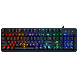 Ant E sports RGB Gaming Keyboard (MK3000, Black)_1