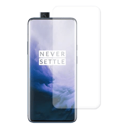 Catz Tempered Glass Screen Protector for OnePlus 7T Pro (CZ-OP7TPRS-TG0, Transparent)_1