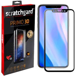 Scratchgard Primo 3D Tempered Glass Screen Protector for Apple iPhone 11 (Clear)_1