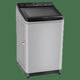 Panasonic 7.2 kg Fully Automatic Top Loading Washing Machine (F72AH8MR, Silver)_1