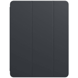 "Apple 12.9"" iPad Pro 3rd Gen Smart Flip Cover (MRXD2ZM/A, Charcoal Grey)_1"