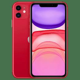 Apple iPhone 11 (64GB ROM, 4GB RAM, (Product)Red)_1