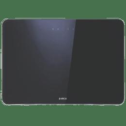 Elica Kitty 1220 m3/hr 60cm Wall Mount Chimney (Monobloc Glass Design, ETB HE LTW60 BK T4V LED, Black)_1