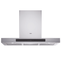 Whirlpool Acti Fresh 1150 m3/hr 90cm Wall Mount Chimney (Capacitive Touch Control, 9W TA, Steel)_1