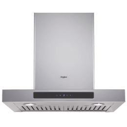 Whirlpool Acti Fresh 1150 m3/hr 60cm Wall Mount Chimney (Capacitive Touch, 6W TA, Silver)_1