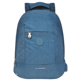 EUME Sapphire 20 Litres Massager Laptop Backpack (Grey)_1