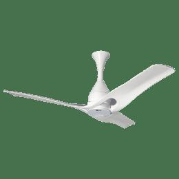 LG 120 cm Ceiling Fan (FC48GSAB0, White)_1