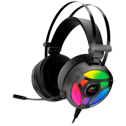 Ant E sports Over-Ear Gaming Headset (H909Pro, Black)_1