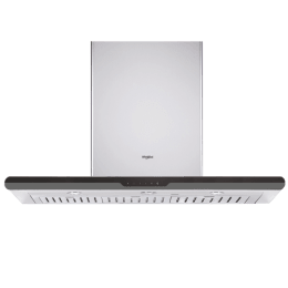 Whirlpool Acti Fresh 1150 m3/hr 90cm Wall Mount Chimney (Capacitive Touch Control, 9W TB, Steel)_1