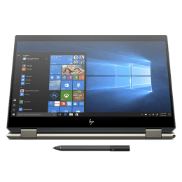 HP Spectre x360 15-DF1004TX 8AG42PA#ACJ Core i7 9th Gen Windows 10 Pro Laptop (16 GB RAM, 512 GB SSD, NVIDIA GeForce GTX 1650 + 4 GB Graphics, 39.62cm, Poseidon Blue)_1
