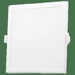 Syska Electric Powered 12 Watt LED Panel Light (S-12W-O-6500K, White)_1