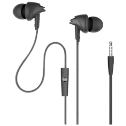 boAt In-Ear Wired Earphones with Mic (BassHeads 110, Black)_1