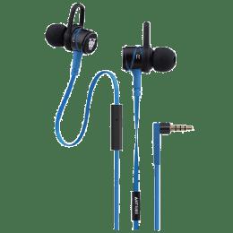 Ant Audio In-Ear Earphones (W56, Blue)_1