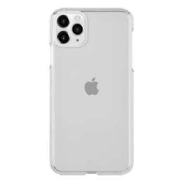 Case-Mate Barely There Polycarbonate Back Case Cover for Apple iPhone 11 Pro Max (CM039830, Transparent)_1