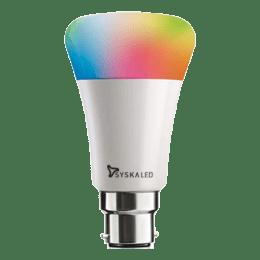 Syska Electric Powered 9 Watt LED Light (SSK-SMW-9W, White)_1