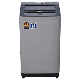 Panasonic 7.2 Kg Fully Automatic Top Loading Washing Machine (NA-F72BH8MRB, Middle Free Silver)_1