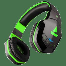 Boat Bluetooth Headphones (Rockerz 518, Green)_1