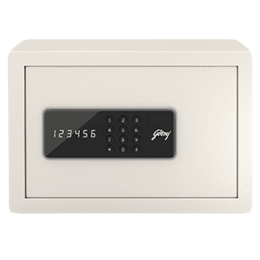 Godrej 15 Litres Safe Digital Locking Systems (NX Pro, Ivory)_1
